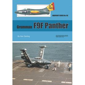 Warpaint Grumman F9F Panther: Warpaint #119 softcover