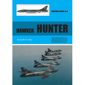 Warpaint Hawker Hunter: Warpaint #8 softcover