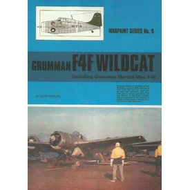 Warpaint Grumman F4F Wildcat including Martlet Mk.I-VI: Warpaint #9 softcover