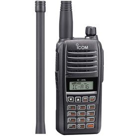 Icom IC-A16 Transceiver handheld without Bluetooth