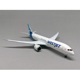 Gemini Jets B787-9 Dreamliner WestJet New Livery 2018 C-GUDH 1:400