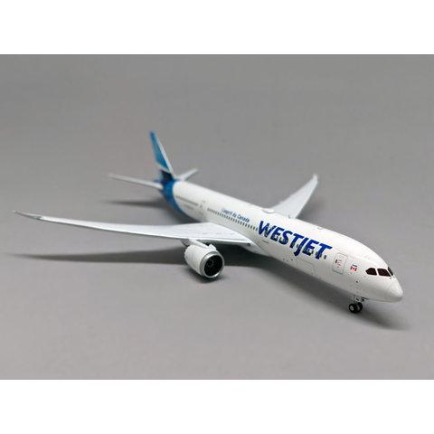 B787-9 Dreamliner WestJet New Livery 2018 C-GUDH 1:400