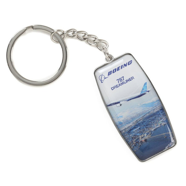 Boeing Store 787 ENDEAVORS KEYCHAIN