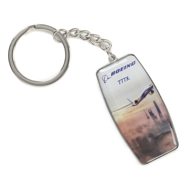 Boeing Store 777X ENDEAVORS KEYCHAIN