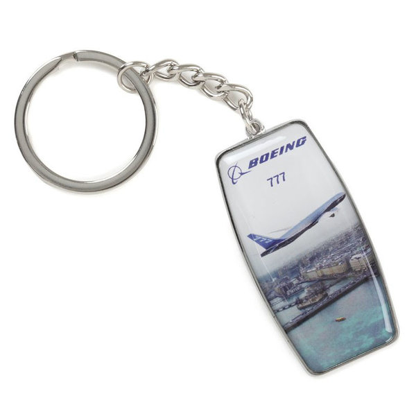 Boeing Store 777 ENDEAVORS KEYCHAIN