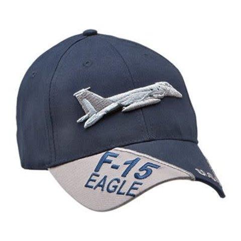 Cap F15 Eagle USAF