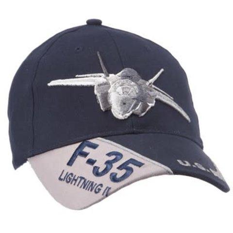 Cap F35 Lightning II USAF