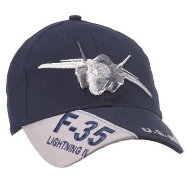 Cap F35 USAF