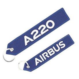 Airbus A220 key ring