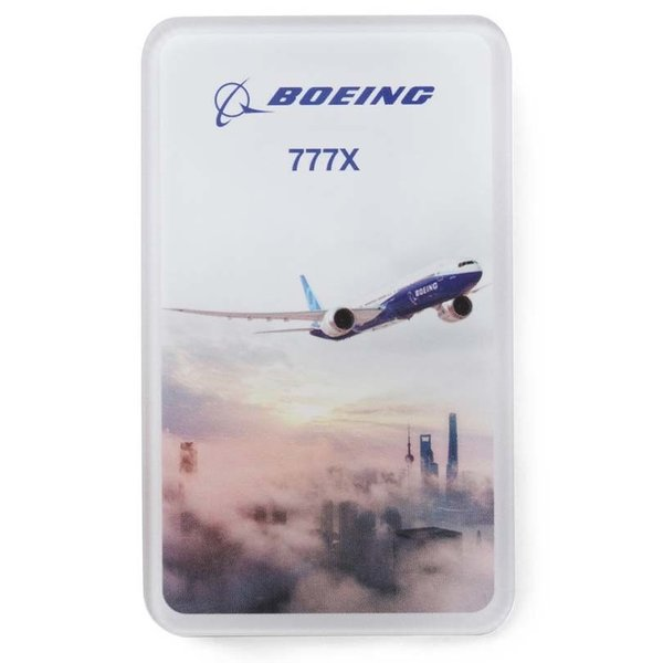 Boeing Store 777X ENDEAVORS MAGNET