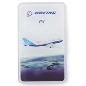 Boeing Store 747-8 ENDEAVORS MAGNET
