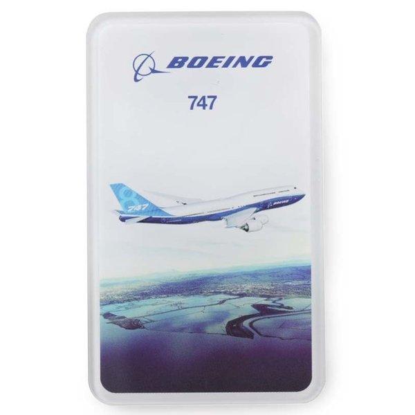 Boeing Store 747-8 ENDEAVORS MAGNET