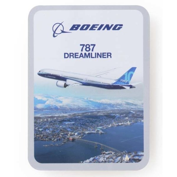 Boeing Store 787 ENDEAVORS STICKER