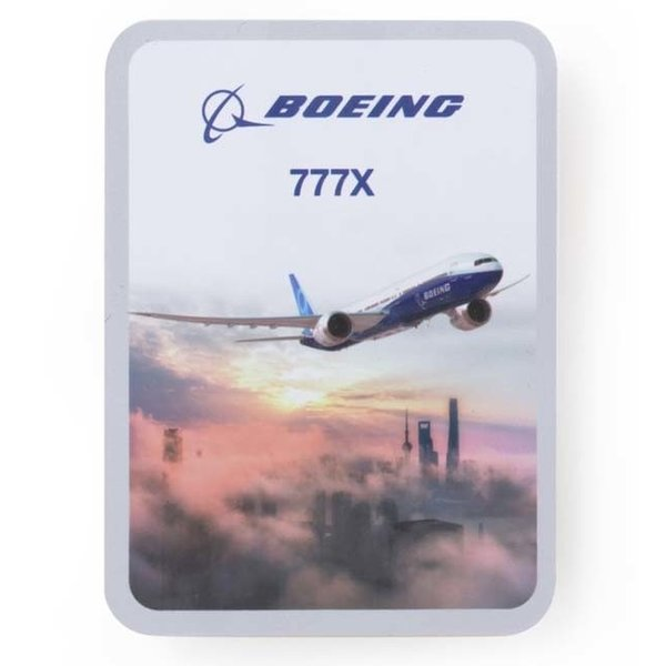 Boeing Store 777X ENDEAVORS STICKER