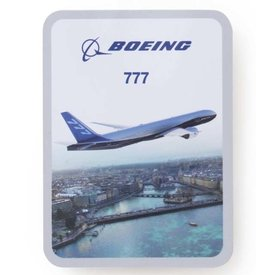 Boeing Store 777 ENDEAVORS STICKER