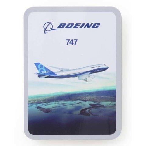 747-8 ENDEAVORS STICKER