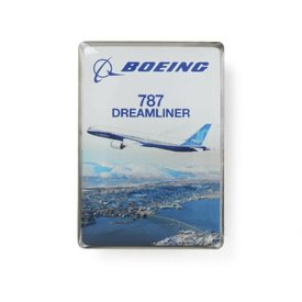 Boeing Store 787 ENDEAVORS LAPEL PIN