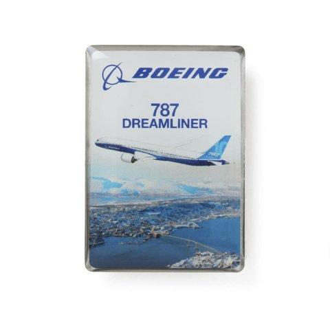 787 ENDEAVORS LAPEL PIN
