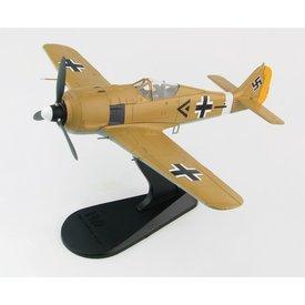 Hobby Master Fw190A4 I/JG 2 Oblt.Dickfeld Tunisia 1942 1:48