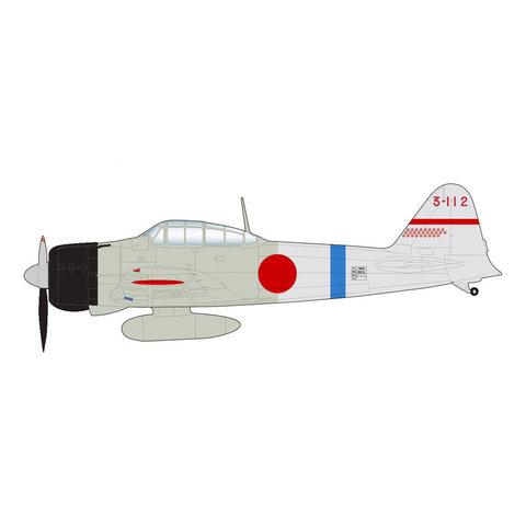 A6M2 Zero 12 Kokutai 3-112 Lt.Suzuki China 1941 1:48