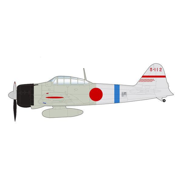 Hobby Master A6M2 Zero 12 Kokutai 3-112 Lt.Suzuki China 1941 1:48