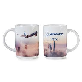 Boeing Store 777X Endeavors Mug