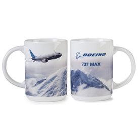 Boeing Store 737 MAX ENDEAVORS MUG