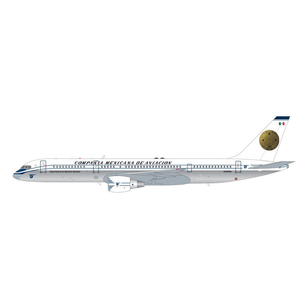 Gemini Jets B757-200 Mexicana Retro Livery N380RM 1:200