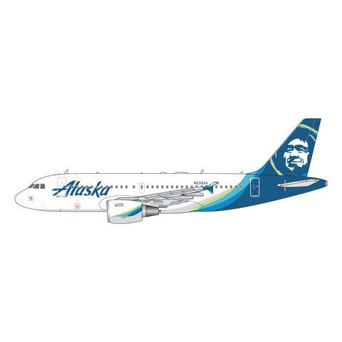 A319 Alaska Airlines 2015 livery N530VA 1:400