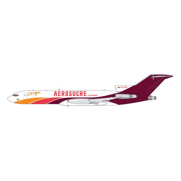 Gemini Jets B727-200F Aerosucre Columbia Carga HK-5216 1:400