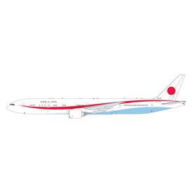 Gemini Jets B777-300ER Japan Government JASDF 80-1111 1:400 flaps