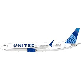 InFlight B737-800S United Airlines 2019 c/s N37267 1:200