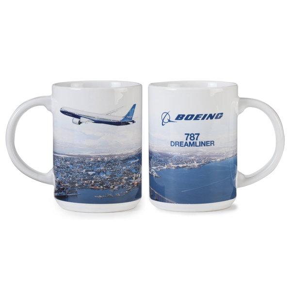 Boeing Store 787 ENDEAVORS MUG