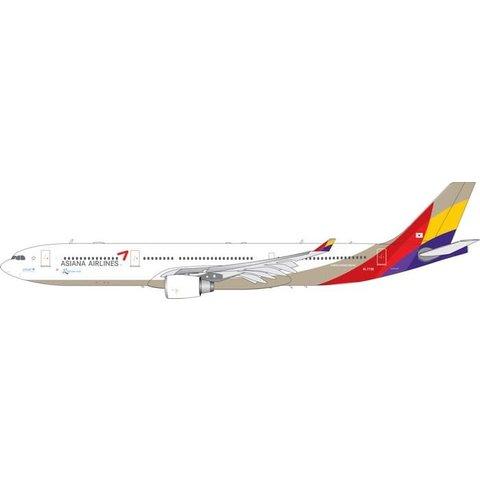 A330-300 Asiana 2006 livery HL7736 1:400