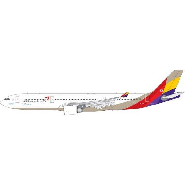 Phoenix A330-300 Asiana 2006 livery HL7736 1:400