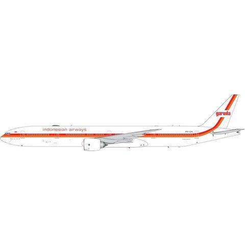 B777-300ER Garuda Retro Livery PK-GIK 1:400