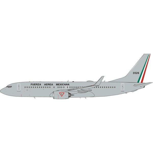 JFOX B737-800W Mexican Air Force FAM 3526 1:200