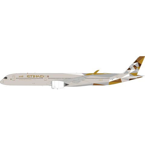 A350-1000 Etihad Airways A6-XWB 1:200 with stand
