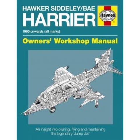 Hawker Siddeley/BAE Harrier: Owner's Workshop SC