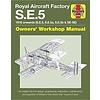 Royal Aircraft Factory SE5: Owner's Workshop HC