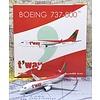 B737-800W T'Way Air HL8000 1:400
