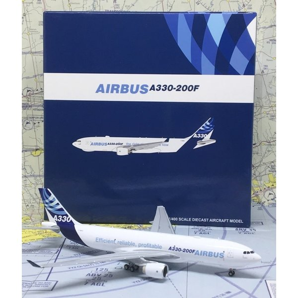 JC Wings A330-200F Airbus House Livery F-WWYE 1:400