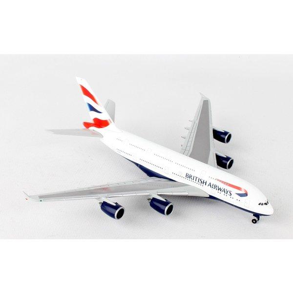 Herpa A380-800 British Airways G-XLEL 1:500