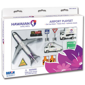 Hawaiian Airlines A330 Playset New Livery