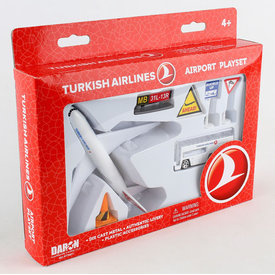 Turkish Airlines Playset Small