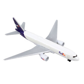 B767F FedEx Express Single Plane