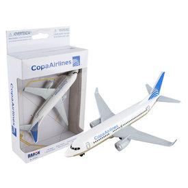 Copa Airlines B737-800W Single Plane