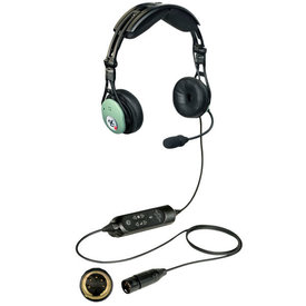 David Clark Pro-X2, 5-Pin XLR, Bluetooth headset