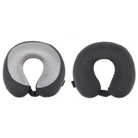 Travelon Cooling Gel Neck Pillow Charcoal