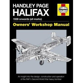 Haynes Publishing Handley Page Halifax: Owner's Workshop Manual HC